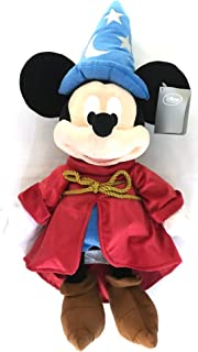 Disney Mickey Mouse Sorcerer 24in Plush - Mickey Stuffed Animal