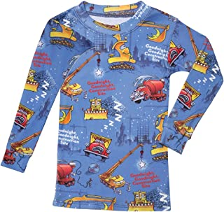 mighty mighty construction site pajamas