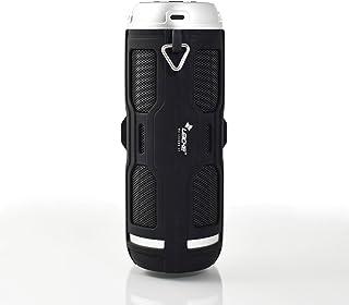 comprar comparacion LEICKE DJ Roxxx Active 10 W Altavoz portátil estéreo Negro - Altavoces portátiles (De 2 vías, 3,81 cm, 10 W, Inalámbrico y...