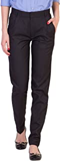 American-Elm Women's Formal Office Trousers