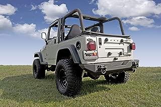 rugged ridge xhd rear bumper