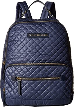 Alva Backpack Quilted Nylon