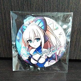 蒼き雷霆 ガンヴォルト ストライカーパック 缶バッジ 約5.5cm goods anime