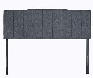 linen upholstered queen headboard