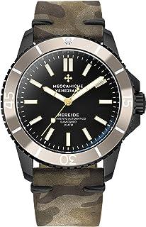 Meccaniche Veneziane - Reloj Nereide Desert Camouflage PVD