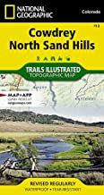 Cowdrey, North Sand Hills (National Geographic Trails Illustrated Map)