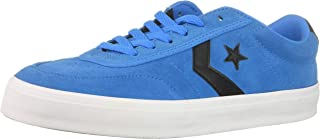 Men's Courtlandt Suede Leather Low Top Sneaker