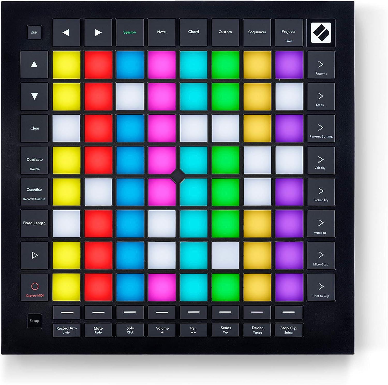 Novation Launchpad - Teclado midi: Amazon.es: Instrumentos ...