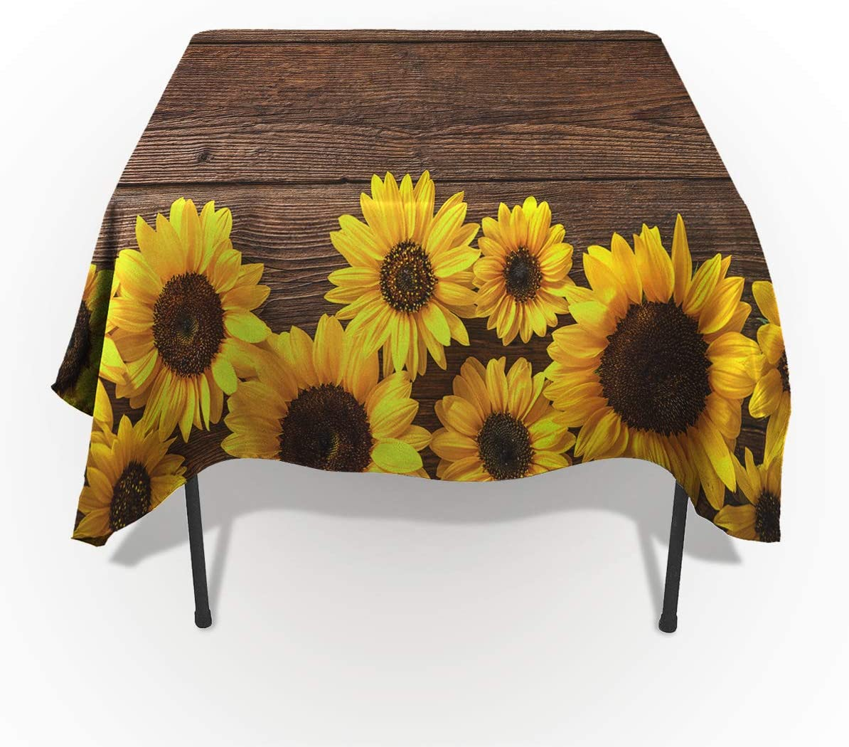 Cotton Linen Tablecloth 54