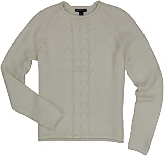 J. Crew - Women's - Cable-Knit Crew Neck Cotton Raglan Sweater (Multiple Color/Size Options)