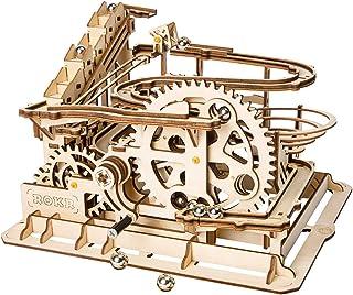 ROKR Puzzle 3D Madera Maquetas para Montar Modelo mecánico Kit de construcción con Bolas para Adolescentes y Adultos (Wate...