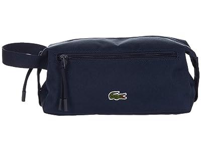 Lacoste Neocroc Toilet Kit (Eclipse Blue/Cobalt) Handbags