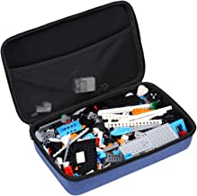 Aproca Hard Storage Carrying Case for Lego Boost Creative Toolbox 17101 Fun Robot Building Set and Educational Coding Kit (Blue)