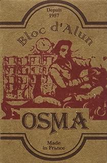 Osma Alum Block 2.65 Ounces -  Pack of 2
