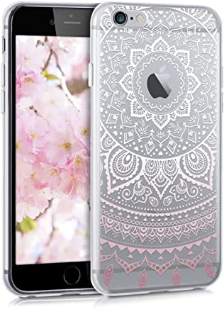 7f16c021445 kwmobile Funda para Apple iPhone 6 / 6S - Carcasa de [TPU] para móvil