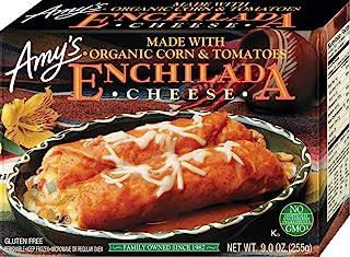 Amy's Entrées, Cheese Enchilada, 9.0 Ounce (Frozen)