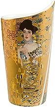 Goebel - Klimt - Mini Vase - Portrait of Adele-Bloch Bauer I (1907) - Soft-Paste Porcelain - H 5.12