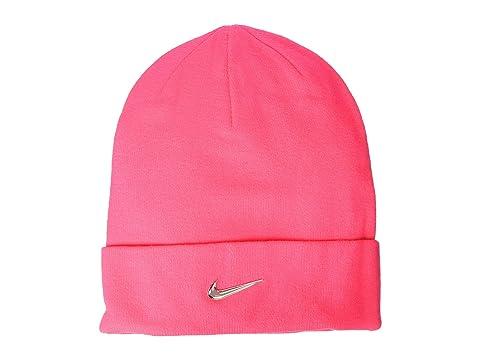 28ab178dd12 Nike Kids Metal Swoosh Beanie (Little Kids Big Kids).  20.00. Product View
