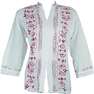 Panini Impex Embroidered India Clothing Gift for Women