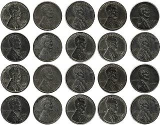 1943 steel penny roll