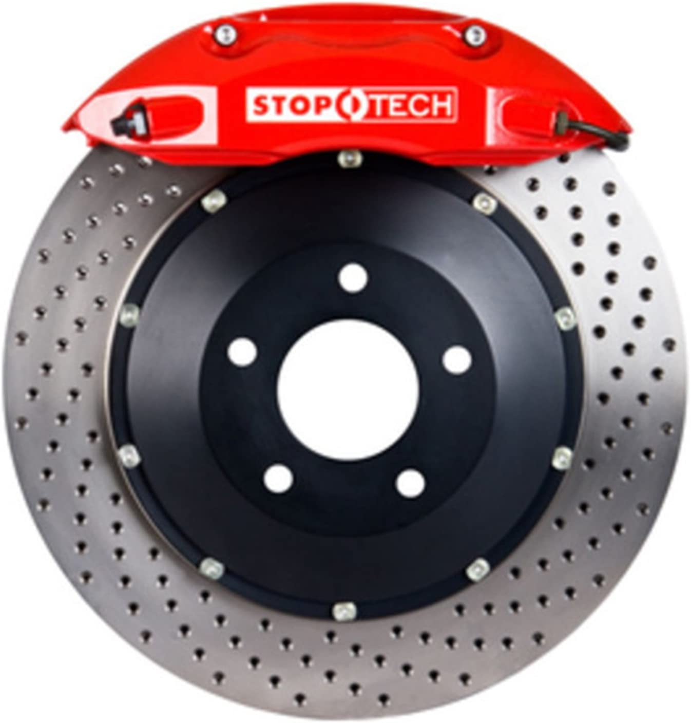San Diego Mall StopTech Max 90% OFF 83.158.004G.72 Brake Rotor Rear