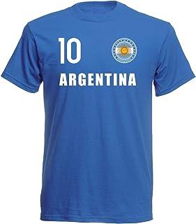 Amazon.es: camiseta argentina