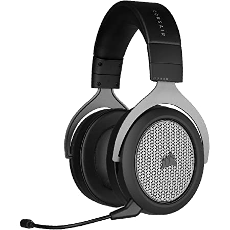 Corsair HS75 XB WIRELESS Cuffie Gaming con Microfono per Xbox Series X e Xbox One (Lcollegati Direttamente Senza Adattatore Wireless, Audio Dolby Atmos, Microfono Unidirezionale) Nero