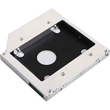 DeYoung 2 nd SATA Disco Duro HDD SSD Caddy Adaptador para Lenovo ...
