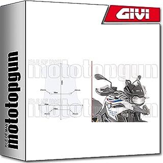 GIVI CUPULA D209S COMPATIBLE HONDA XL 650V TRANSALP 2005 05 2006 06 2007 07