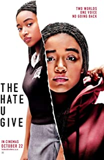 Best hate u give movie poster Reviews