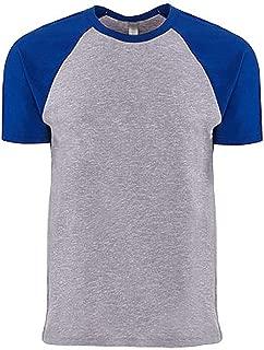 Men's Raglan Short-Sleeve T-Shirt