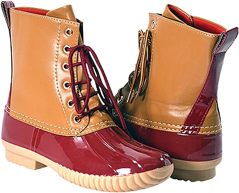 Avanti Women's Duck Boot Style Rain Boots