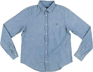 Polo Ralph Lauren Womens Chambray Shirt