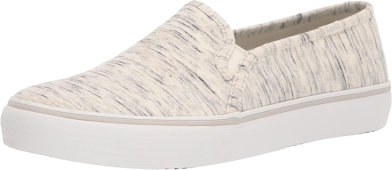 Keds Women's Double Decker Speckle Jersey Sneaker