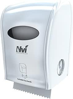 Solaris Paper D68005 Nvi Manual Hands Free Towel Dispenser, White