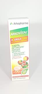 Arkopharma Acerola 1000 15 Comp Mastic 50 G