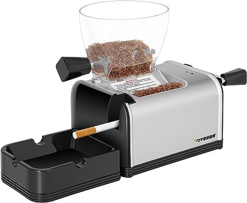 2021 VIVOSUN 2021 Electric Cigarette Injector Machine Automatic Tobacco online sale Maker Roller Machine sale