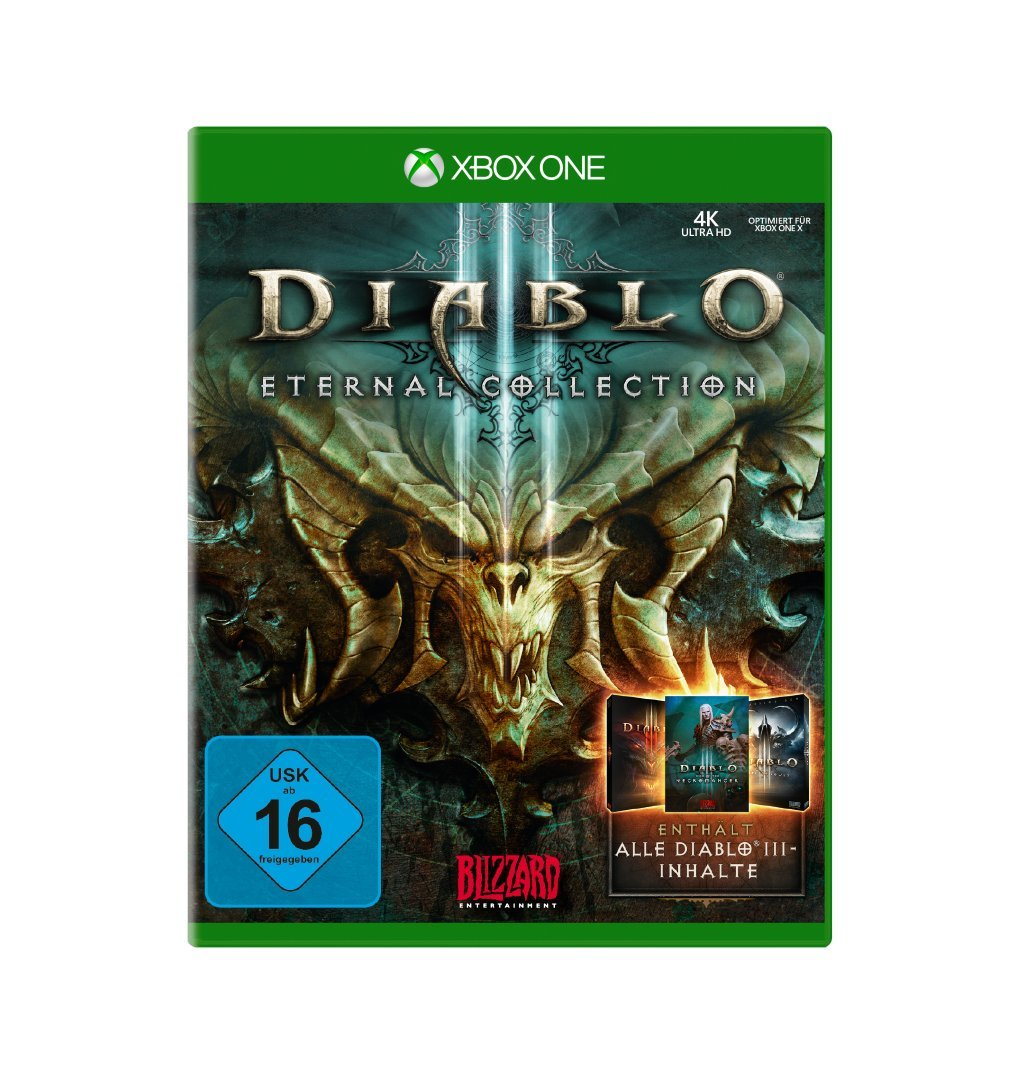 DIABLO III: ETERNAL COLLECTION - Xbox One [Importación alemana ...