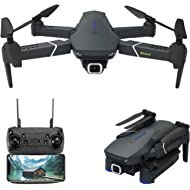 Drone with 4K Camera Live Video,EACHINE E520 WiFi FPV Drone for Adults with 4K HD Wide Angle...