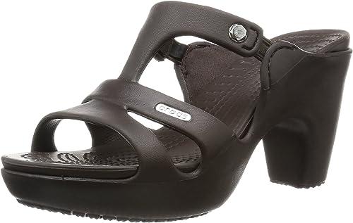 Crocs Cyprus V Heel W, Escarpins Escarpins - Femme  le plus récent