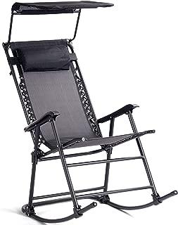 Best rocking folding chair Reviews