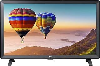 LG Electronics Smart TV 24TN520S 24 Inch Monitor - LED, HD Display, Wall Mount, 5 W x 2 Stereo Speaker, WebOS 3.5 Smart T...