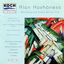 Hovhaness: Mountains And Rivers Without End; Prayer Of St. Gregory; Aria; Symphony No. 6