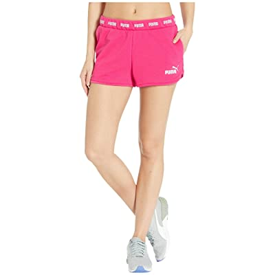 PUMA Amplified Shorts (Fuchsia Purple) Women