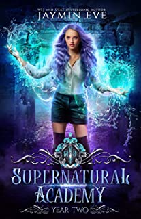 Supernatural Academy: Year Two: 2