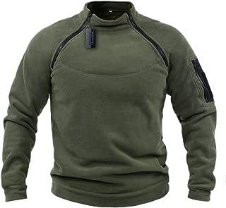 Tactical Fleece Jacket Military Polartec Thermal Pro Thick Warm Tech Fleece