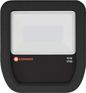 Ledvance Floodlight, Polycarbonate (PC), 10 W, Black