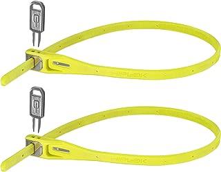Hiplok Z Lok Key Locks Twin Pack