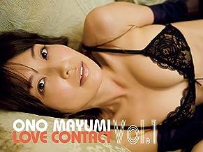 小野真弓写真集 LOVE CONTACT Vol.1