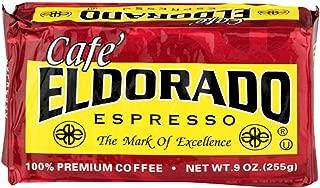 Eldorado Coffee Roasters Finely Ground Dark Roast Espresso - 9oz Brick